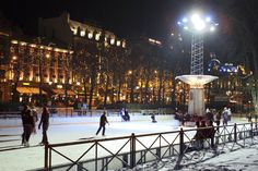 Top 5 Outdoor Ice-Skating Rinks in Europe This Christmas   Visit OSLO Nancy…