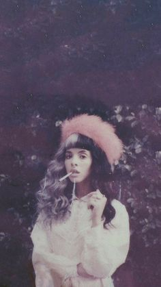 To save the wallpapers tap and hold on the one you want, then press save image Cry Baby, Crybaby Melanie Martinez, Indie, Nicole Dollanganger, Billie Eilish, Adele, Aesthetic Wallpapers, Cute Wallpapers, My Idol