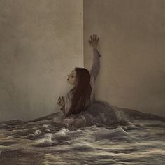 house of floods by brookeshaden, via Flickr