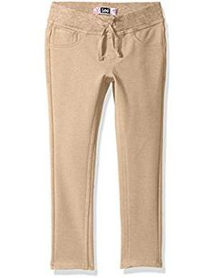 Little Girls French Terry Skinny. >>> Want to know more, click on the image. (This is an affiliate link) #PantsCapris