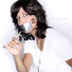 NO H8 Campaign - Elizabeth Keener