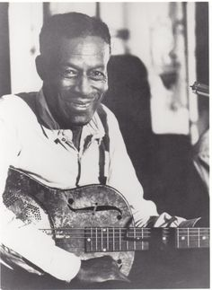 10 Early Artists Who Defined the Blues: Son House (1902-1988)