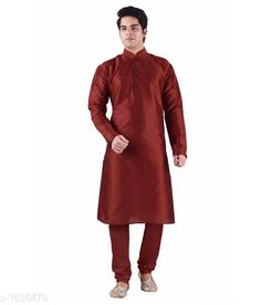 Checkout this latest Kurta Sets Product Name: *Fancy Cotton Blend Men's Kurta Set* Top Fabric: Cotton Blend Bottom Fabric: Cotton Blend Scarf Fabric: No Scarf Sleeve Length: Long Sleeves Bottom Type: Churidar Pant Stitch Type: Stitched Pattern: Solid Sizes: S, M, L, XL, XXL Country of Origin: India Easy Returns Available In Case Of Any Issue   Catalog Rating: ★3.9 (228)  Catalog Name: Eva Fancy Cotton Blend Solid Mens Kurta Sets Vol 1 CatalogID_198957 C66-SC1201 Code: 478-1530479-4041