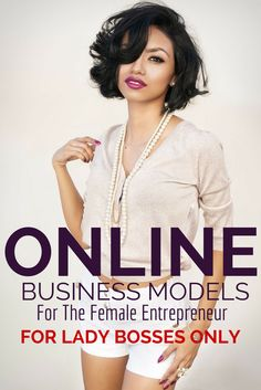There are many different ways a female entrepreneur can increase their income.   All you have to do is replicate a model that's already proven to generate income.