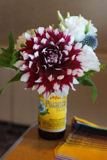 Bloom & Vine Fiesta bridal shower vases