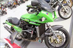 ROAD RIDER: 2014 Street motorcycle in Japan-Ninja Custom