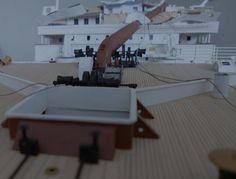 TITANIC FORUM - 1912 Titanic Wreck Model 1:100 scale For Sale