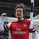 Tomas Rosicky expects to stay with Arsenal for next season