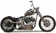 Motorcycles | Indian Larry