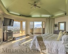 Luxurious furnished home with 360° views and incredible secure location