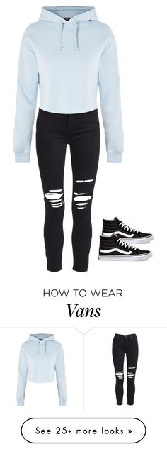 """Untitled #1"" by tendillay on Polyvore featuring AMIRI, Topshop and Vans"
