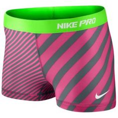 "Nike Pro 2.5"" Compression Short - Women's - Mine Grey/Black/White"