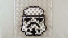 Perler Bead Stormtrooper