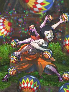 Manga Anime, Anime Demon, Anime Art, Demon Slayer, Slayer Anime, Female Monster, Card Captor, Human Art, Animes Wallpapers