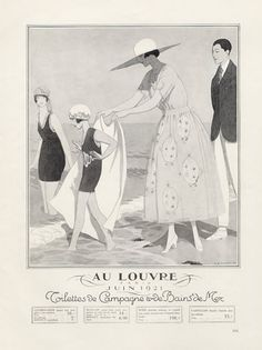 50179-au-louvre-department-store-1921-andre-edouard-marty-hprints-com.jpg (359×480)