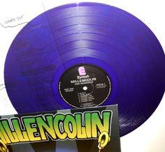 MILLENCOLIN for monkeys LP Record PURPLE Vinyl , limited edition #punkPunkNewWave
