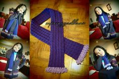 Simple FPDC Shawl by MPringgadhani