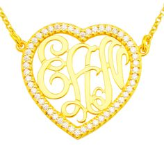 Mono204 Yellow gold plated Sterling Silver 27 X by SilverNStyle, $169.99
