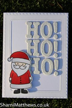 Christmas Card - Avery Elle - North Pole Pals - Thickers - Mama Elephant - Madison Avenue