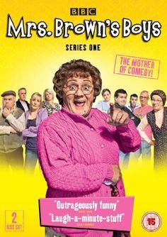 Mrs. Brown's Boys (Series 1) Region 2 Universal Pictures UK http://www.amazon.com/dp/B004I5C3Y4/ref=cm_sw_r_pi_dp_s3Tnub0N9W3C3