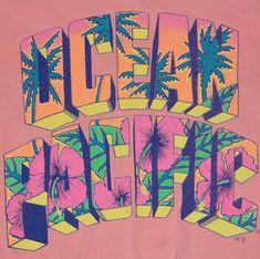 Ocean Pacific 1980s