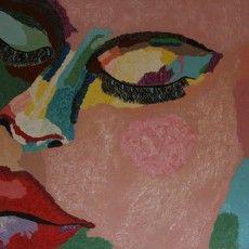 schilderij gemaakt door Dien te koop bij Creacado.nl