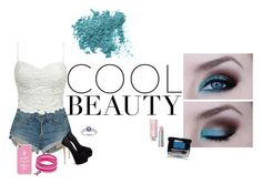 """""""True Blue: Cool Eyeshadow"""" by caysie555 ❤ liked on Polyvore featuring косметика, rag & bone, Bare Escentuals, Chanel, Giuseppe Zanotti, Miadora, Casetify и coolbeauty"""