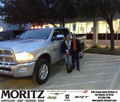 The service I received was great and very knowledgable. It was a very easy and fast buying experience. Thanks to my salesman James Honeycutt for the time and commitment he made for me. - Sharon Johnson, Tuesday, December 02, 2014 http://www.moritzchryslerjeep.com/?utm_source=Flickr&utm_medium=DMaxxPhoto&utm_campaign=DeliveryMaxx