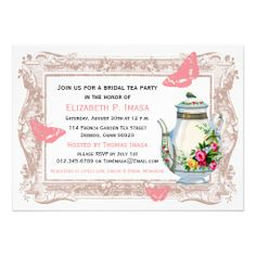 =>>Cheap          French Garden Bridal Tea Party Personalized Invites           French Garden Bridal Tea Party Personalized Invites we are given they also recommend where is the best to buyThis Deals          French Garden Bridal Tea Party Personalized Invites today easy to Shops & Purchase...Cleck Hot Deals >>> http://www.zazzle.com/french_garden_bridal_tea_party_invitation-161715394418908096?rf=238627982471231924&zbar=1&tc=terrest