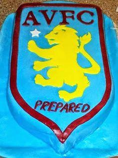 .: Aston Villa Cake