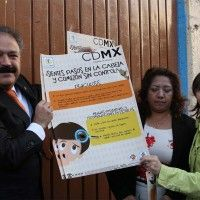 GDF lanza campaña para prevenir piojos en escuelas.