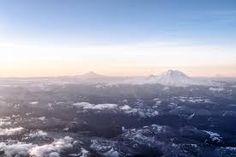 mount rainier to mount hood - Google Search Mountain Outline, Mount Hood, Mount Rainier, Graphics, Mountains, Google Search, Nature, Travel, Naturaleza