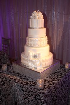 Yay!! I love when. I see my cakes on Pinterest!! Thank You Christine at Dreamday Weddings and Events