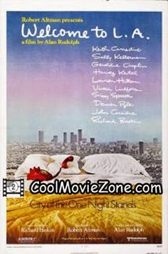 Welcome to L.A. (1976) 1976 Movies, Welcome, Entertaining, Funny