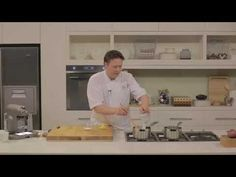 How to make Darren Purchese's Salted Caramel Affogato with Nespresso Caramelito  View full recipe here: http://j.mp/13vsK3F