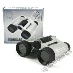 Купити Бінокль, 9х10 см, в коробці 3,5х10х11 см оптом. Вигідна ціна в Україні! Binoculars, Catalog, Brochures