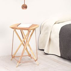 Seven Stool/Table by Lith Lith Lundin | MONOQI