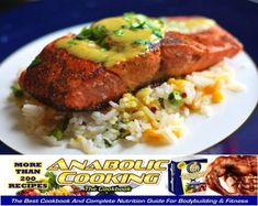 Rosemary Marinated Salmon from Anabolic Cooking Recipes Get Recipes in https://www.facebook.com/photo.php?fbid=776053495741878&set=a.644363268910902.1073741825.583178948362668&type=1&theater