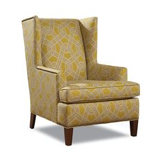 Shop for Smithe Signature Chair, and other Living Room Wing Chairs at Walter E. Smithe Furniture and Design in 10 Chicagoland locations in Illinois and Merrillville, Indiana. Wingback Chair, Armchair, Huntington Homes, Contemporary Style, Modern, Bedroom Chair, Wing Chair, Living Room Chairs, Color Inspiration