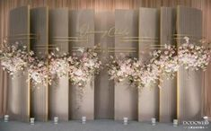 Wedding decoracion stage backdrop ideas 49 ideas You are in the right place about modern wedding decorations Here we offer you the most beautiful pictures about the wedding decorations sunflowers you Wedding Backdrop Design, Wedding Reception Backdrop, Wedding Stage Decorations, Backdrop Decorations, Ceremony Backdrop, Wedding Centerpieces, Backdrop Ideas, Wedding Stage Design, Wedding Backdrops