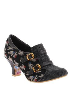 Take a look at this Black Candi Star Shoe by Irregular Choice on #zulily today! $50 !!