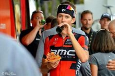 'Happy American' via @peterstetina  American recovery food after Tour de France? ;)