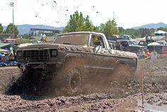 Bozeman Mountaineers Mud Bog 2012 Photos