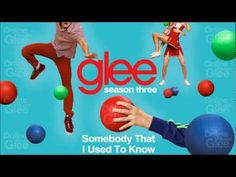 Somebody That I Used To Know - Glee   Matt Bomer and Darren Criss <3