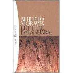Lettere dal Sahara  By Alberto Moravia