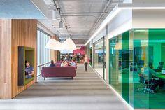Image of Inside Cisco-Meraki's San Francisco Office