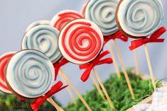 Uma decoração encantadora, com o tema Mágico de Oz.  Sou apaixonada por esta combinação de cores!!!!  Festa do site Sweet Wings .  Lindas i...