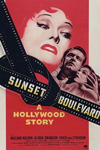 Cinemark Classic Series - Sunset Boulevard - 3.8.15 and 3.11.15 only