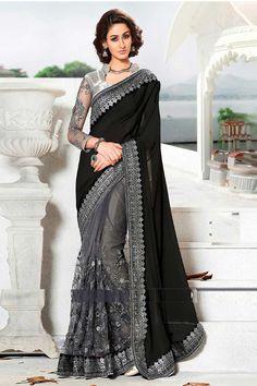 Elegant #bridal #saree for #wedding fusion ️Shop Now Call / Whatsapp - 0-72111-67111 #designer #designersarees #womensfashion #womenswear #womensday #sareelove #sareeblouse #indianwedding #indianfashion #indianbride #indianwear #bollywoodfashion #shopping #onlineshopping #onlineboutique #sareeday
