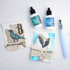 For the Birds: 40 Projects with our Fine-Feathered Friends | Somerset Place The Official Blog of Stampington  Company